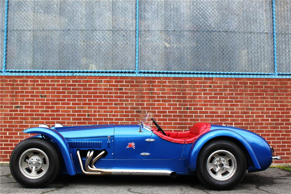 1952 KURTIS 500 SS REPRODUCTION ROADSTER - Side Profile - 161951