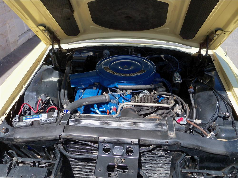 1968 FORD THUNDERBIRD 2 DOOR COUPE - Engine - 161970