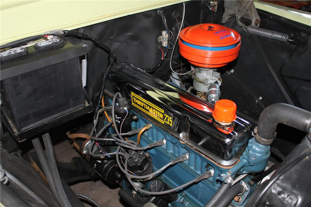 1957 CHEVROLET 3200 PICKUP - Engine - 162007