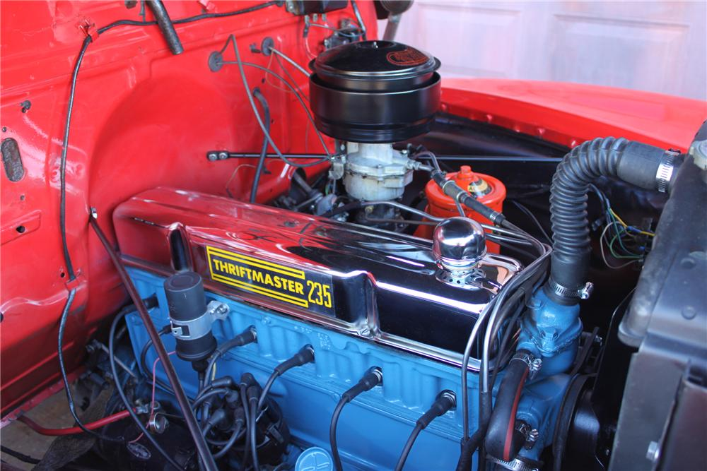 1954 CHEVROLET 3100 PICKUP - Engine - 162009