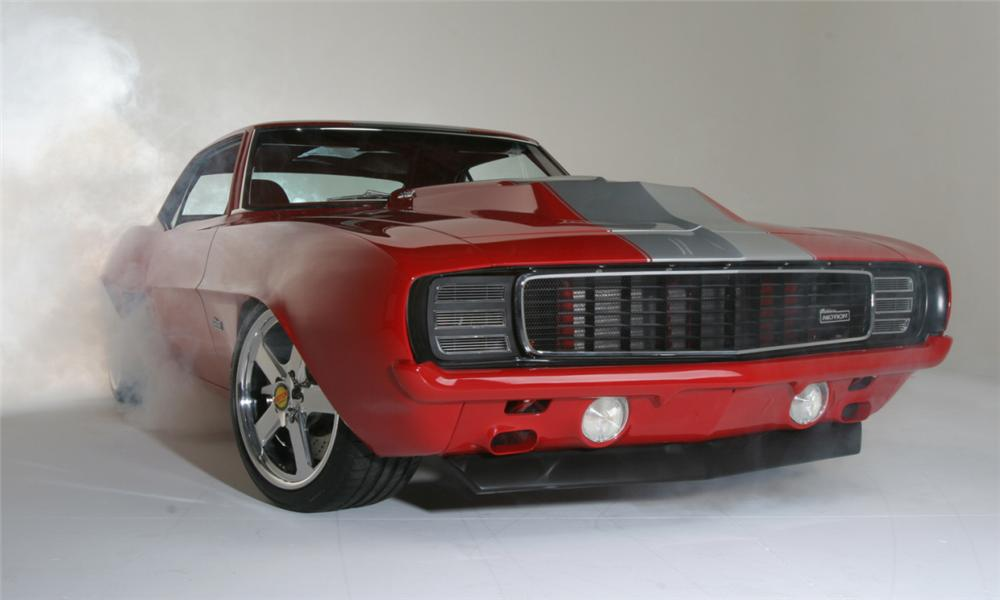 1969 CHEVROLET CAMARO SS COUPE BALDWIN MOTION - Engine - 16201