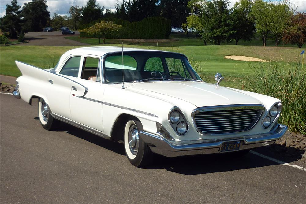 1961 Chrysler Newport 4 Door Sedan 162012