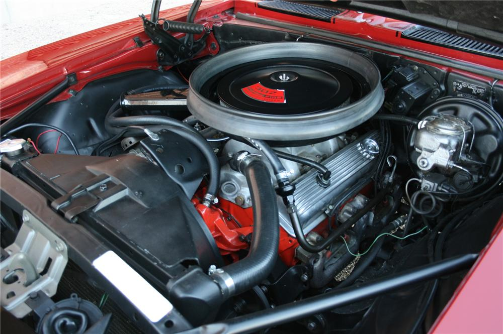 1969 CHEVROLET CAMARO Z/28 2 DOOR COUPE - Engine - 162021