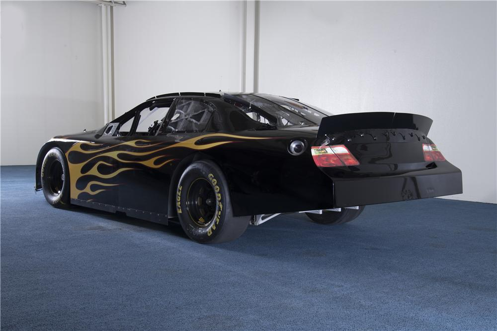 2010 TOYOTA CAMRY NASCAR NATIONWIDE SERIES CAR - Rear 3/4 - 162022