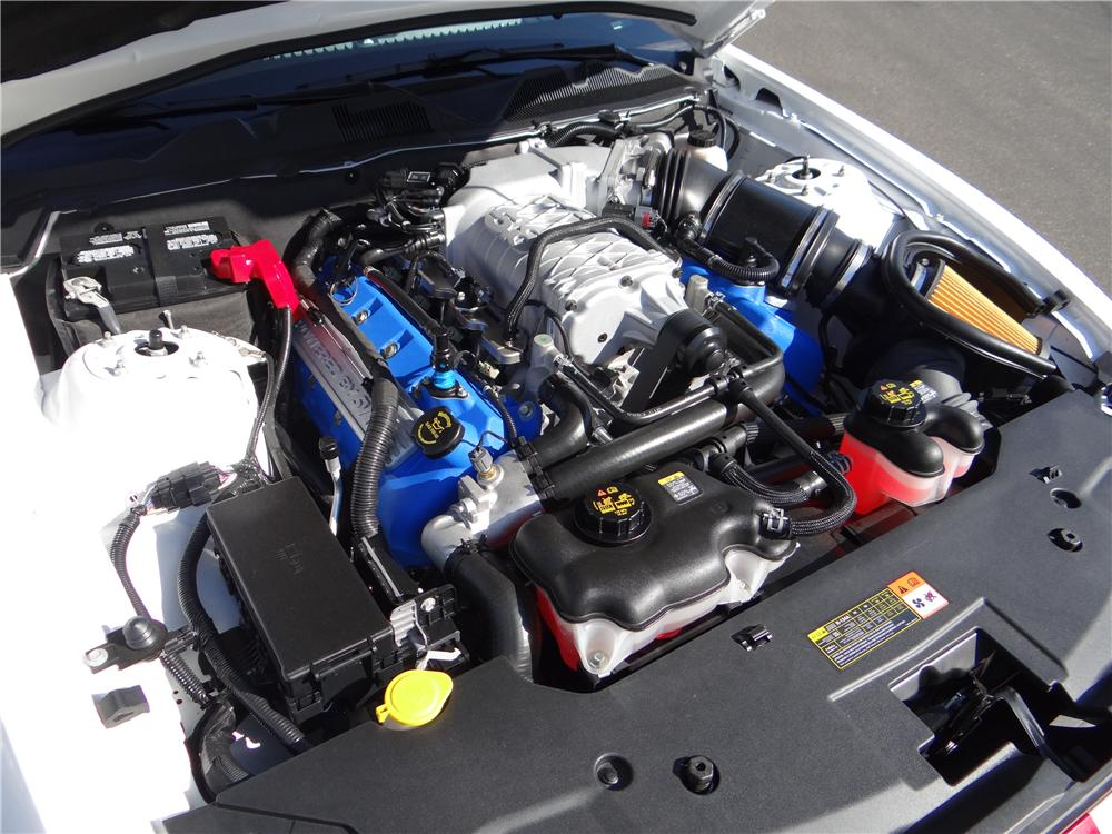 2013 FORD MUSTANG GT500 COUPE - Engine - 162028