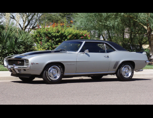 1969 CHEVROLET CAMARO Z/28 RS 2 DOOR HARDTOP -  - 16209