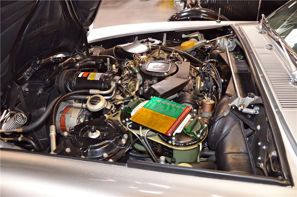 1980 ROLLS-ROYCE CORNICHE CONVERTIBLE - Engine - 162096
