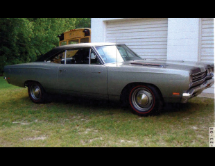 1969 PLYMOUTH HEMI ROAD RUNNER 2 DOOR HARDTOP -  - 16212