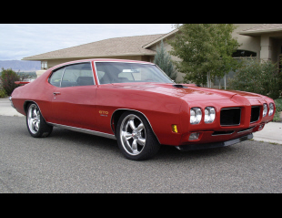 1970 PONTIAC GTO CUSTOM COUPE -  - 16216