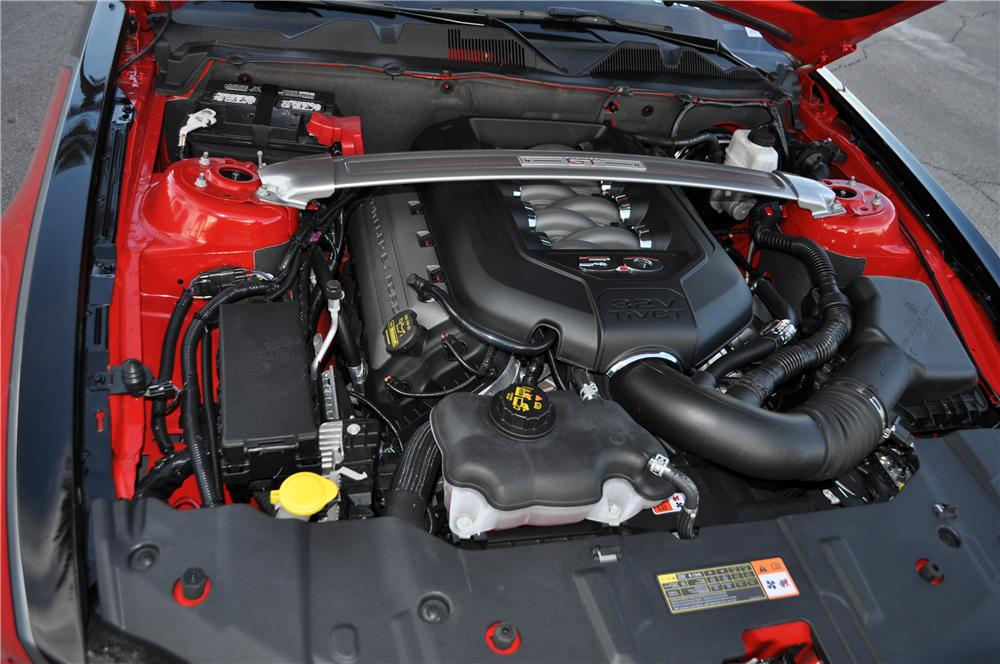 2014 FORD MUSTANG GT CUSTOM FASTBACK - Engine - 162175