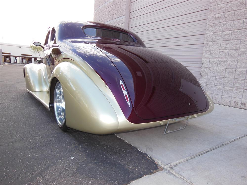 1938 Chevrolet Custom 2 Door Coupe 162197