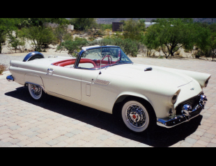 1956 FORD THUNDERBIRD CONVERTIBLE -  - 16221