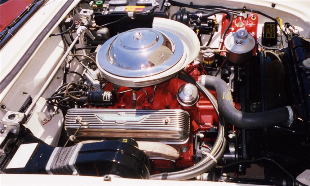 1956 FORD THUNDERBIRD CONVERTIBLE - Engine - 16221
