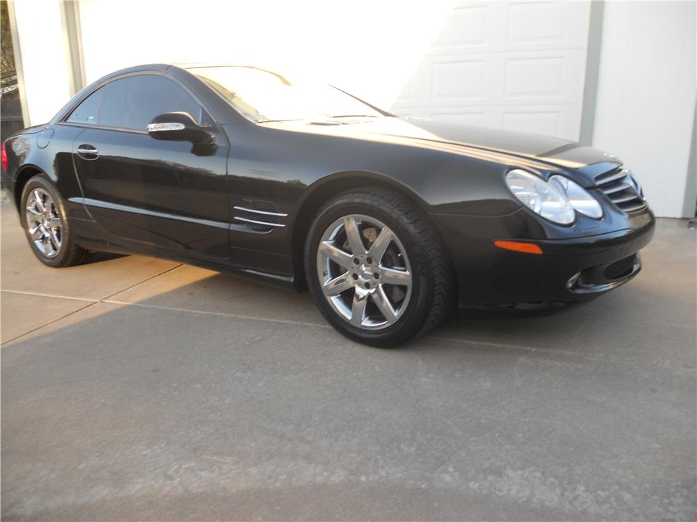 2003 mercedes benz sl500 convertible 162239 for Mercedes benz sl convertible