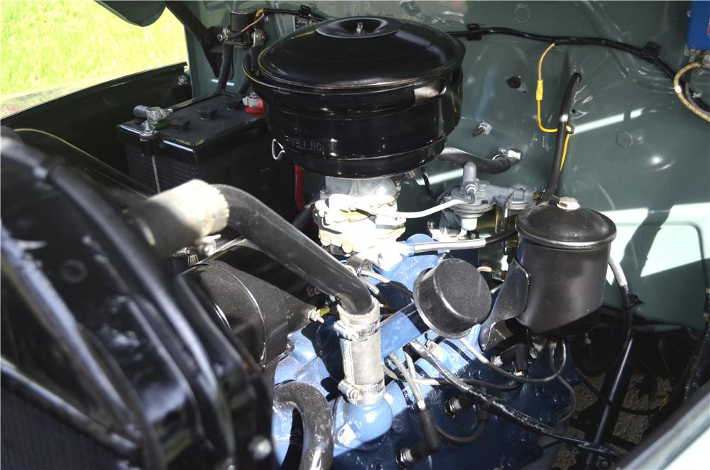 1948 FORD 1/2 TON PICKUP - Engine - 162293