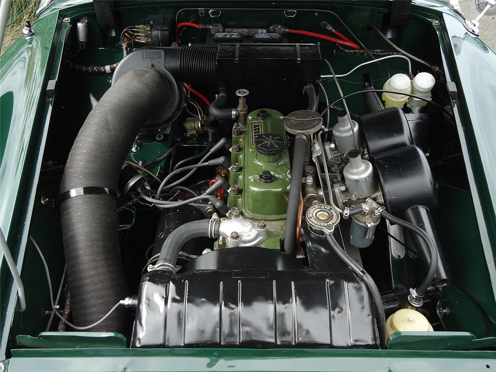 1967 AUSTIN-HEALEY SPRITE MK IV 2 DOOR - Engine - 162300