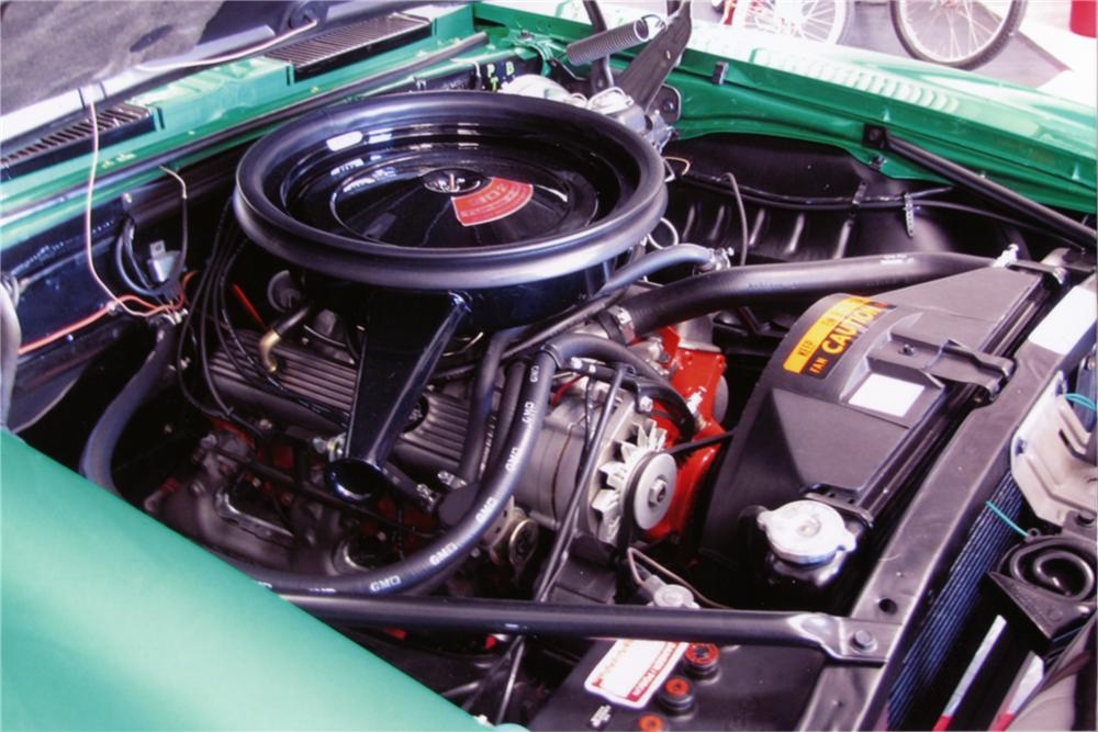 1969 CHEVROLET CAMARO Z/28 2 DOOR COUPE - Engine - 162307