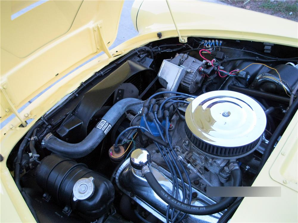 1967 SUNBEAM TIGER ROADSTER - Engine - 162326