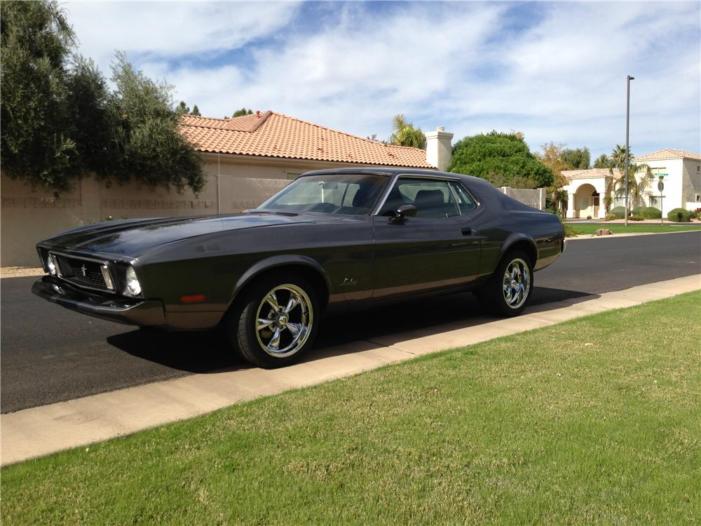 1973 Ford Mustang 2 Door Coupe 162329