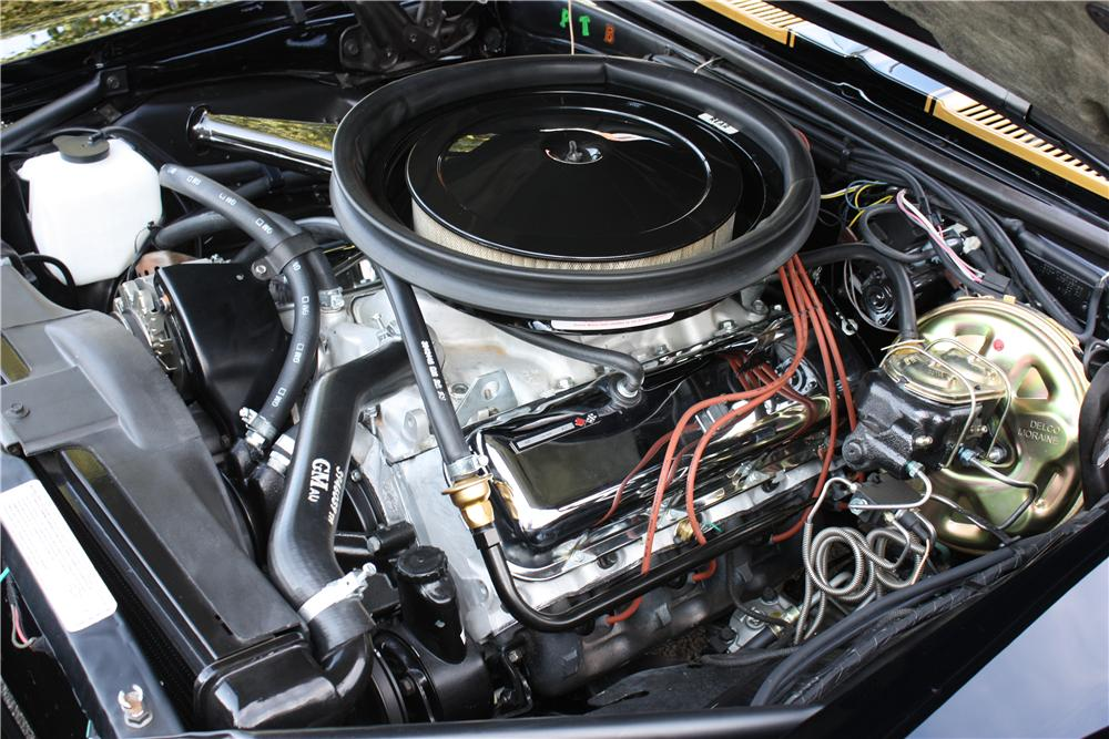1969 CHEVROLET CAMARO ZL1 COUPE COPO RE-CREATION - Engine - 162358