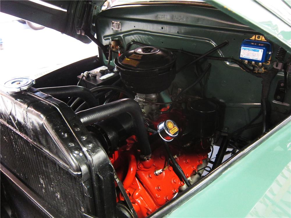 1950 FORD F-1 PICKUP - Engine - 162375