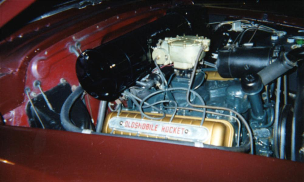 1949 OLDSMOBILE WOODY WAGON - Engine - 16238