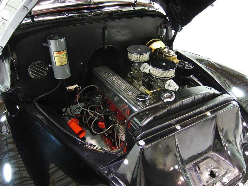1950 CHEVROLET 3100 DELUXE CAB PICKUP - Engine - 162387