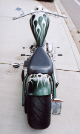 2005 AMP CUSTOM CHOPPER -  - 16240