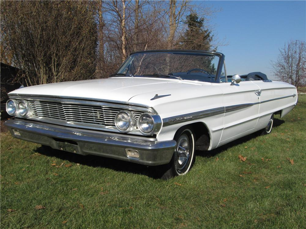 1964 ford galaxie 500 xl convertible 162406. Cars Review. Best American Auto & Cars Review