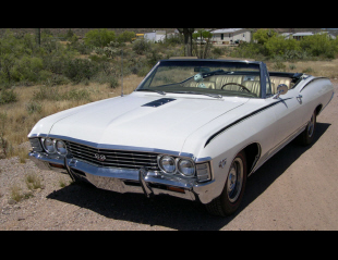 1967 chevrolet impala ss 427 convertible 16244. Black Bedroom Furniture Sets. Home Design Ideas