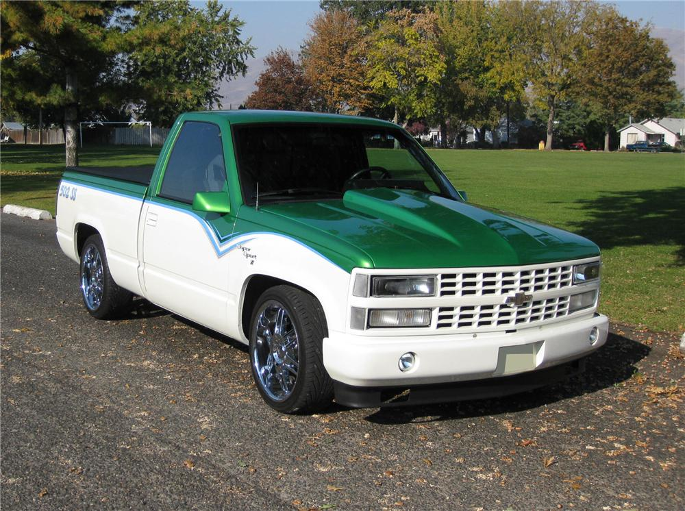 Online Car Auctions >> 1990 CHEVROLET CUSTOM PICKUP