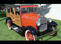 1929 FORD MODEL A WOODY -  - 16247