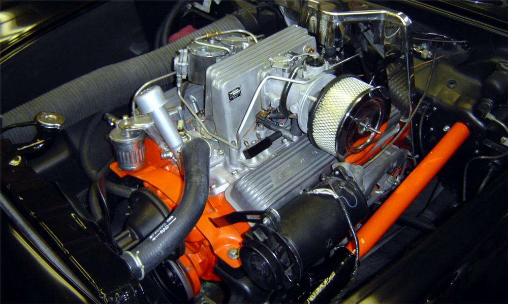 1957 CHEVROLET CORVETTE CONVERTIBLE - Engine - 16250
