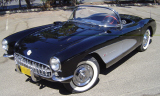 1957 CHEVROLET CORVETTE CONVERTIBLE -  - 16250
