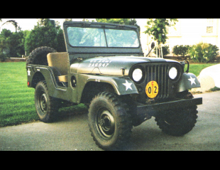 1955 WILLYS JEEP UTILITY -  - 16254