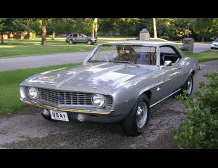 1969 CHEVROLET CAMARO ZL1 COUPE -  - 16263