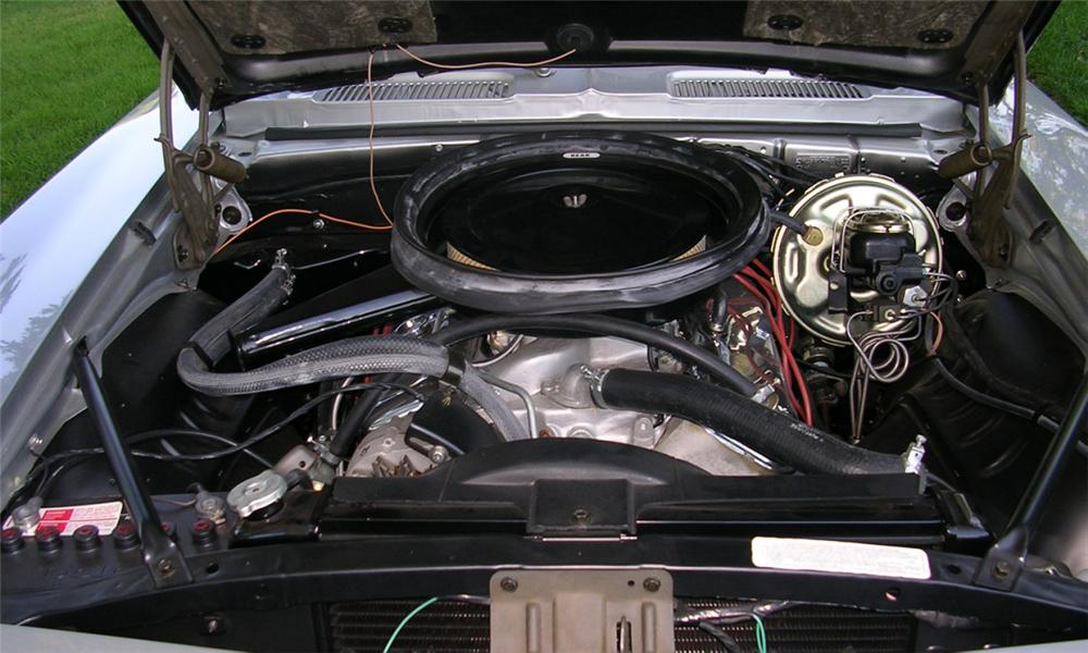 1969 CHEVROLET CAMARO ZL1 COUPE - Engine - 16263