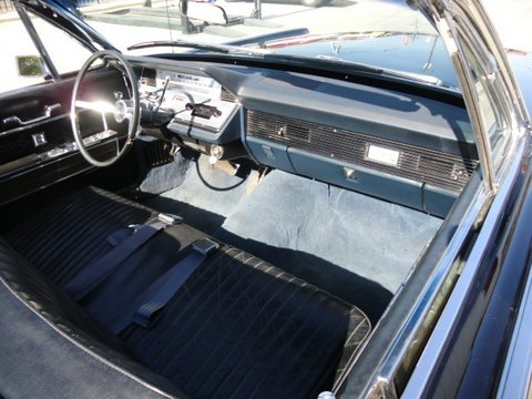 1966 Lincoln Continental 4 Door Convertible 162668