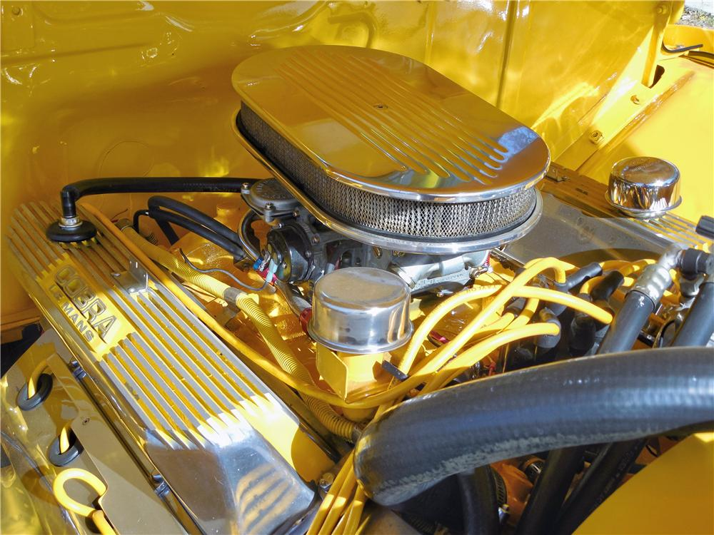 1956 FORD F-100 CUSTOM PICKUP - Engine - 162682