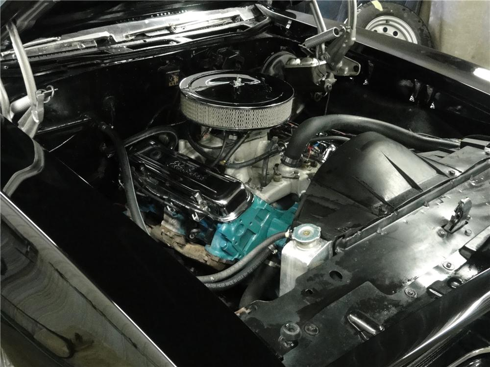 1969 PONTIAC GTO CONVERTIBLE - Engine - 162718