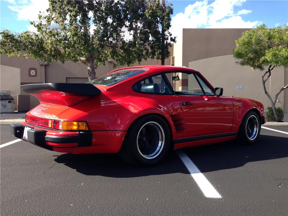 1981 PORSCHE 911 CARRERA COUPE - Side Profile - 162728