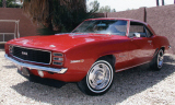 1969 CHEVROLET CAMARO RS COUPE -  - 16273