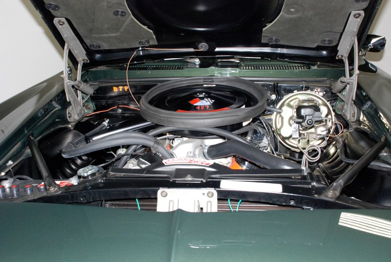1969 CHEVROLET CAMARO YENKO 2 DOOR COUPE - Engine - 162752