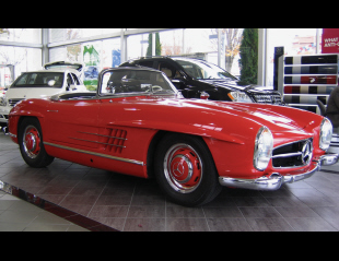 1959 MERCEDES-BENZ 300SL 2 DOOR ROADSTER -  - 16278