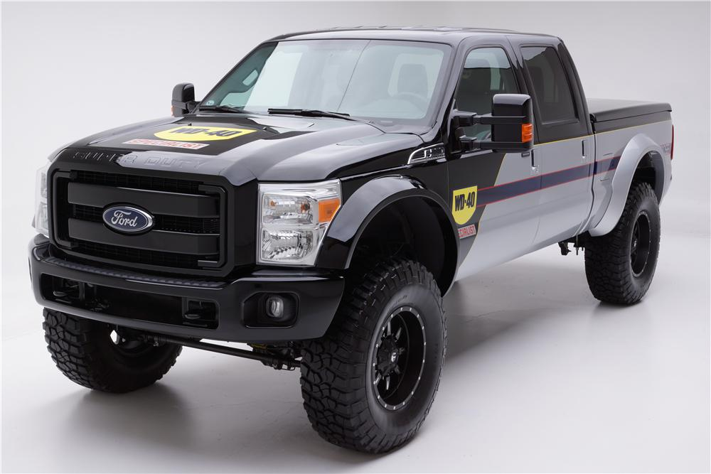 2012 FORD F-350 PICKUP - Front 3/4 - 162902