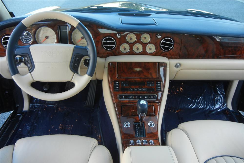 2001 bentley arnage red label 4 door sedan 162964. Black Bedroom Furniture Sets. Home Design Ideas