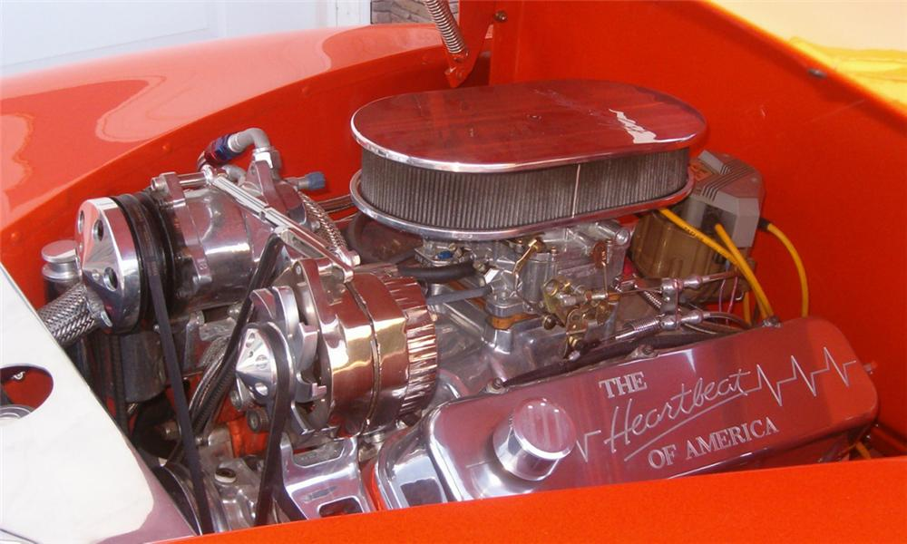 1941 FORD HOT ROD CONVERTIBLE - Engine - 16302