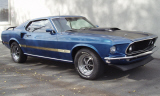 1969 FORD MUSTANG MACH 1 FASTBACK -  - 16303