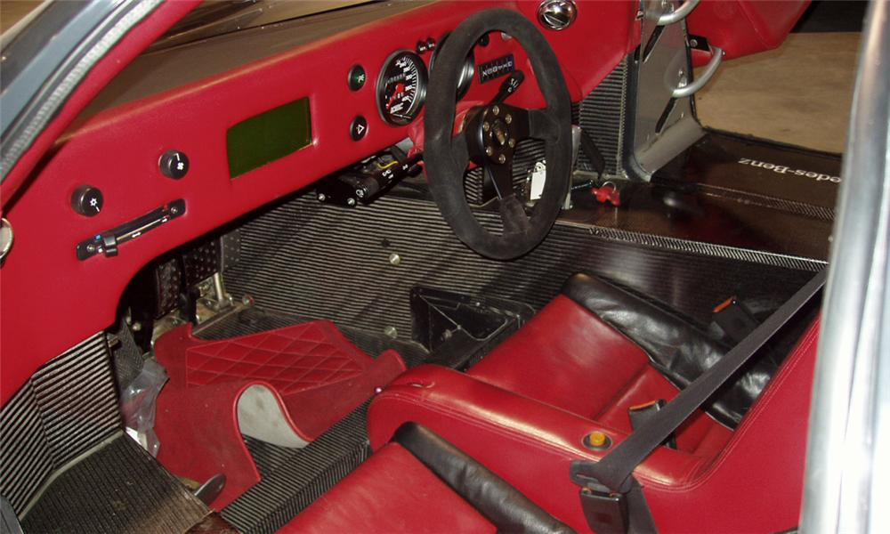 1995 LOTEC C1000 RACE CAR - Interior - 16307