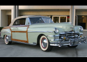 1949 CHRYSLER TOWN & COUNTRY CONVERTIBLE -  - 16308